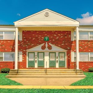 Brick Garden Apartments For Rent in Brick, NJ Entrance